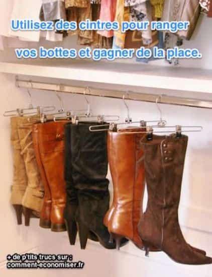 comment ranger ses bottes 15 astuces pour chaussures que toute fille doit conna 238 tre