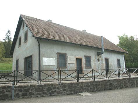 struthof chambre à gaz enseigner la mémoire natzweiler struthof la chambre