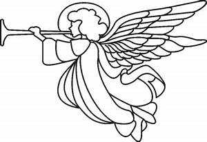 Free Christmas Angel Clipart - ClipArt Best
