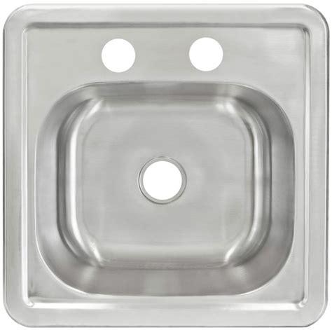best gauge for stainless steel sink stainless steel sink top mount 20 gauge lesscare lt62