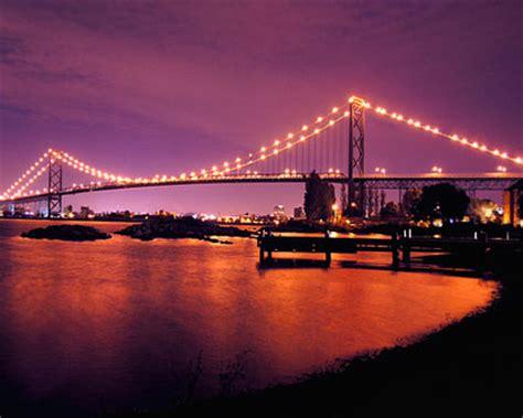 ambassador bridge ambassador bridge detroit