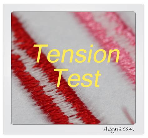 Multi Needle Embroidery Machine Tension