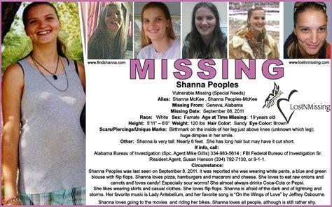 Hair Implants Geneva Al 36340 Al Shanna Peoples Missing From Geneva Al 8 September