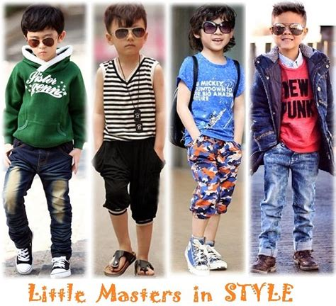9 Unique Clothing Styles for little Masters - LooksGud.in