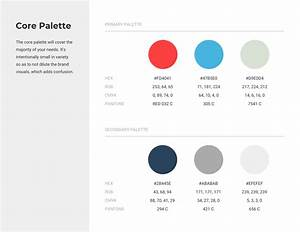 Color Guide Infographic Template