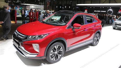 Mitsubishi Eclipse Cross Shows New Direction For Storied