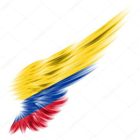 Fotos: banderas de colombia   Bandera de colombia en ala ...