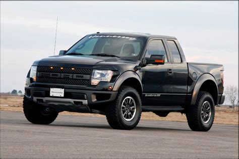Hennessey Offers More Upgrades For Ford's F-150 Raptor