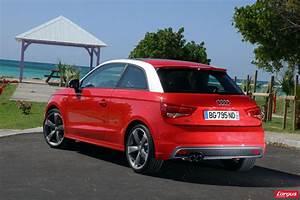 Audi A1 Tfsi 185 : essai audi a1 tfsi 185 ch s tronic ambition 2011 photo 13 l 39 argus ~ Melissatoandfro.com Idées de Décoration