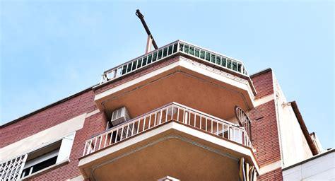 terrazza a livello definizione balcone aggettante definizione