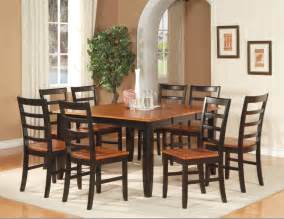 9 dining room set 9 pc square dinette dining room table set and 8 chairs ebay