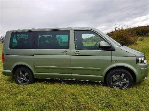 vw t5 multivan kaufen vw t5 caravelle 4motion in birkenfeld vw
