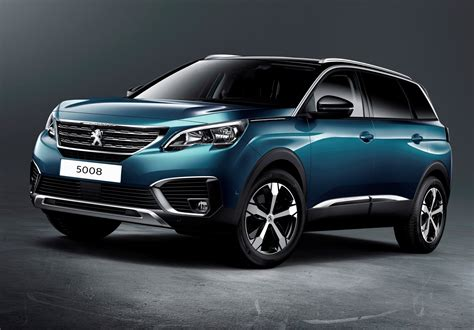 Peugeot Suv by Peugeot 5008 Suv Review Parkers