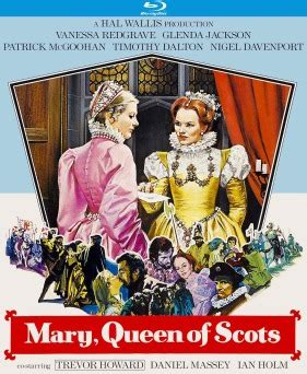 Mary, Queen of Scots (Blu-ray) - Kino Lorber Studio Classics