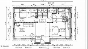 Plan Grande Maison : avis plan maison pour grande famille 92 messages ~ Melissatoandfro.com Idées de Décoration