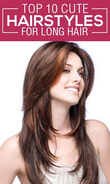 top 10 cute hairstyles for long hair my hair discount