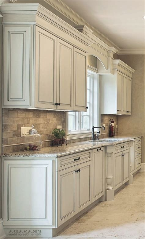off white kitchen cabinets off white kitchen cabinets with chocolate glaze k c r
