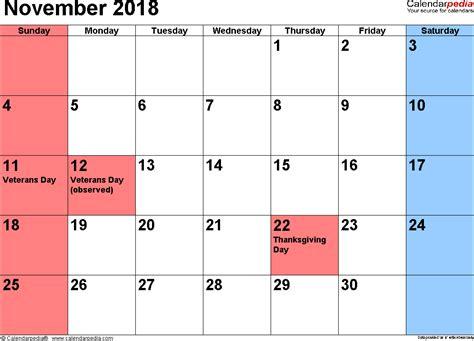 november holiday usa lifehackedstcom