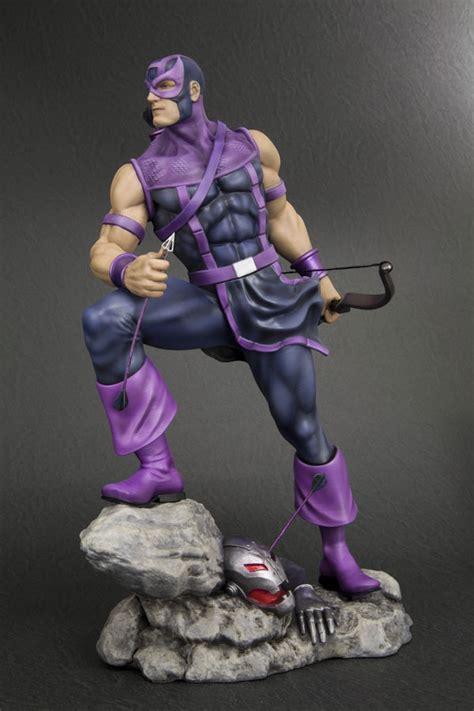 Kotobukiya Adds Another Hero Their Fine Art Avengers