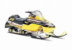 Ski-doo Snowmobile Service Manual Repair 2002 Ski Doo