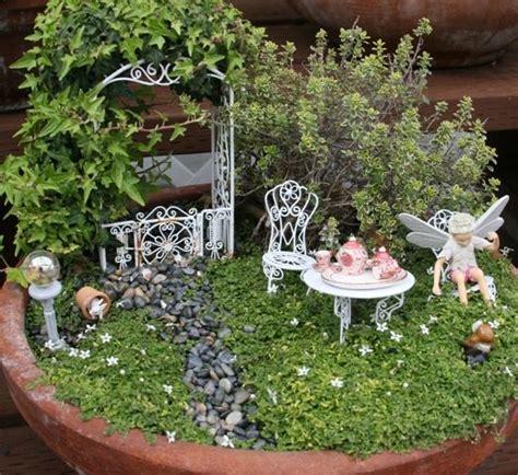 Fairy Garden  Keep Akron Beautiful