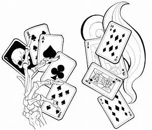 Vegas Themed Designs Playing Cards Card Designs Madscar