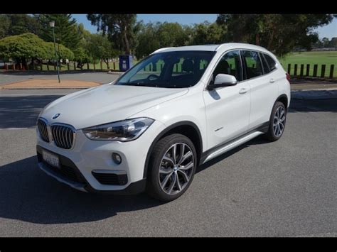 bmw x1 zubehör bmw x1 2017 tour and review by autoreview bmw