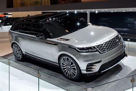 range rover new range rover velar suv revealed geneva debut specs