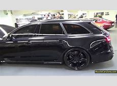 2014 Audi RS6 4G Tuning Station Wagon 2014 Essen Motor