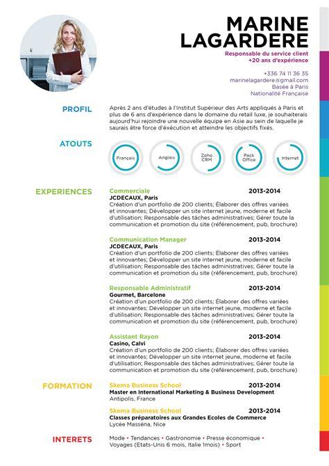Modele Cv Cadre Gratuit by 201 Pingl 233 Par Wael Riad Sur Education Cv Cadre Cv Manager