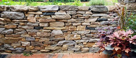 pictures of rock walls nj masonry contractor retaining walls