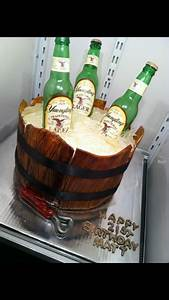 beer Birthday Cakes for Men | 21st Birthday Beer Cakes For ...