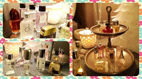 My Mini Perfume Collection
