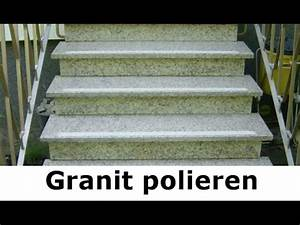Granit Reinigen Essig : granit polieren und granit reinigen in berlin vom stein doktor youtube ~ Orissabook.com Haus und Dekorationen