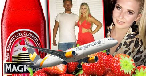 Thomas Cook 'threatened to eject teen with strawberry ...