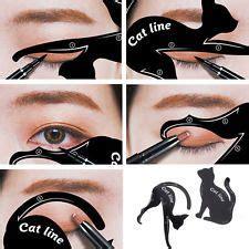 find great deals  pcs cat eye  eyeliner stencil