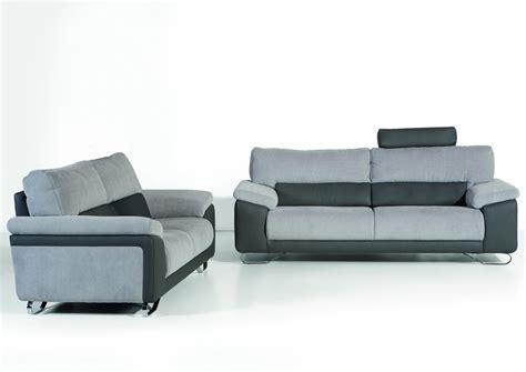 canapé contemporain tissu acheter votre canapé contemporain 2 places fixe cuir