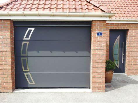 porte de garage moderne pose de portes de garage 224 refoulement plafond devis pour l installation de portes pour garage