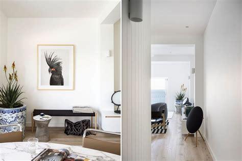 breezy bachelor pad tamarama apartment architectureau