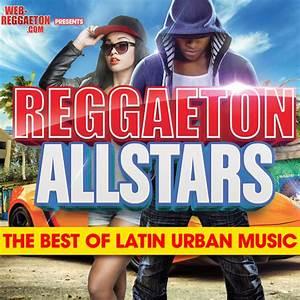 Various Artists: Reggaeton All Stars: The Best Of Latin ...
