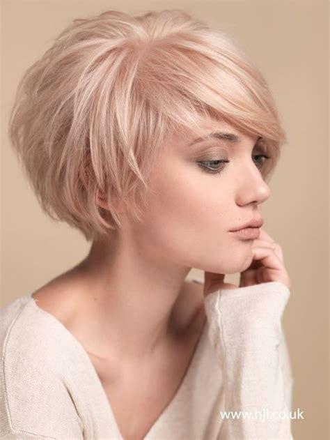 short hairstyles  fine hair