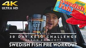 Swedish Fish Pre Workout Review