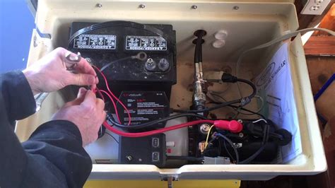 How To Install A Boat Battery by Sunstream Boat Lifts How To Install A Battery
