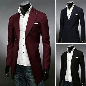 England British Men Fashion Casual Wedding Blazers Slim ...