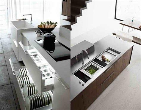 cuisine pratique et fonctionnelle cuisine haut de gamme un joyau pour toutes les surfaces