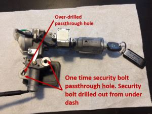 2007 lexus gx ignition switch replacement 2007 rx350 ignition cylinder replacement clublexus lexus forum discussion