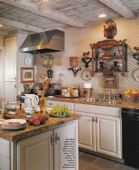 country kitchen accessories hydrangea hill cottage country decorating