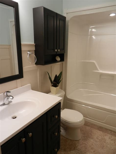 Brown Bathroom Fixtures by 20 Best Images About Ranch Bath On Stains