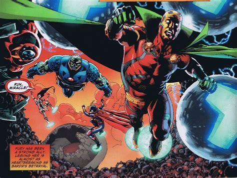 Darkseid (new-52) Vs Scion (worm)
