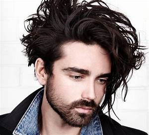 Hairstyles For Men With Long Hair 2018